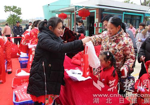 青菱幼儿园举办迎新游园活动 弘扬中华传统文化与习俗