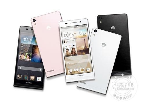 华为Ascend P6(电信版)手机-打破最薄机身记录 华为P6石家庄仅2070
