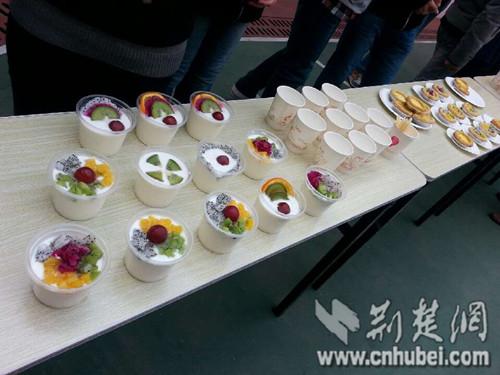 华中农业大学食品创意大赛diy食品被狂赞