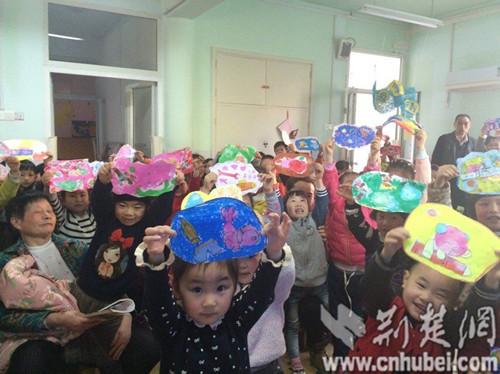 玫瑰幼儿园开展亲子阅读活动
