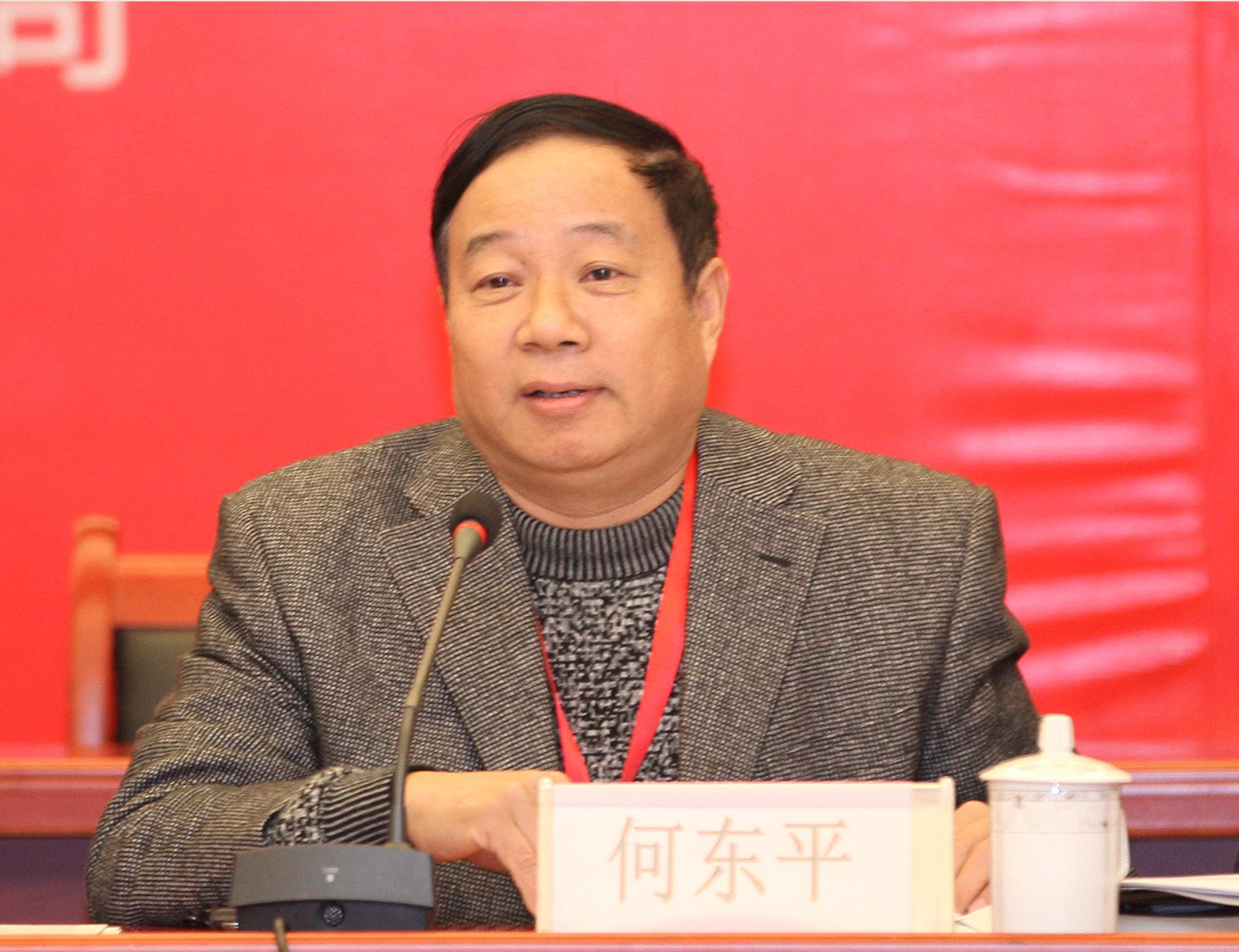 """武汉轻工大学何东平:坚持创新的""""油教授"""""""